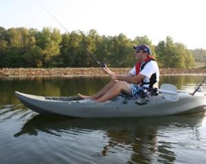 KayakFishingByBank
